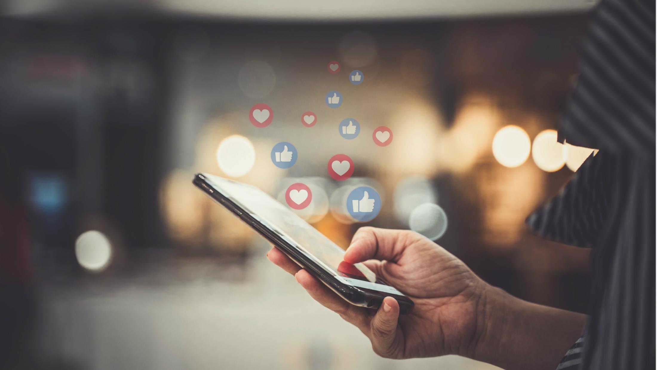 marketing digital administración de redes sociales