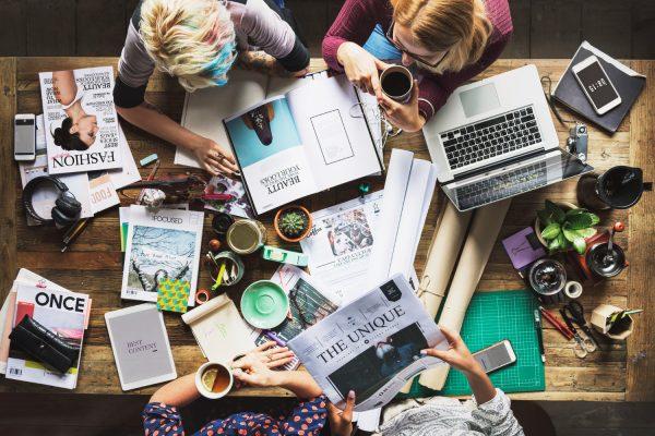 Servicio de diseño editorial